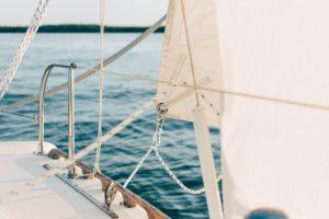 sailing as a team