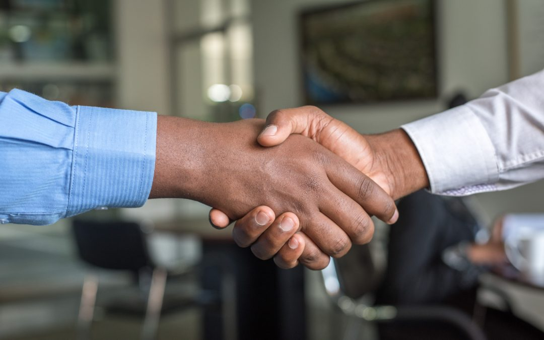 What Handshakes Can Teach Us About Communication